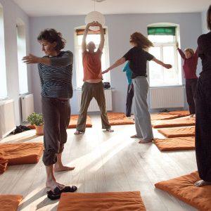 Die Darmreinigung - die Übungen