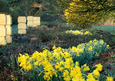 Ostern und Frühling steht vor der Tür
