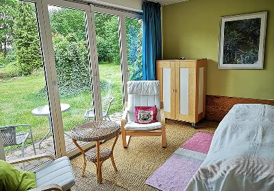 Das Gartenzimmer | Harbergen Retreat Zentrum