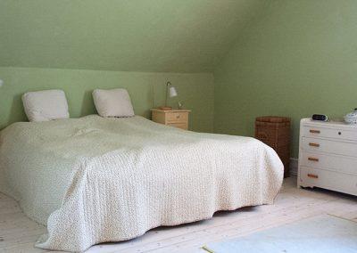 Das grüne Zimmer noch einmal