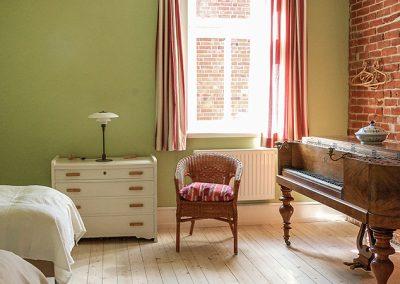 Das grüne Zimmer