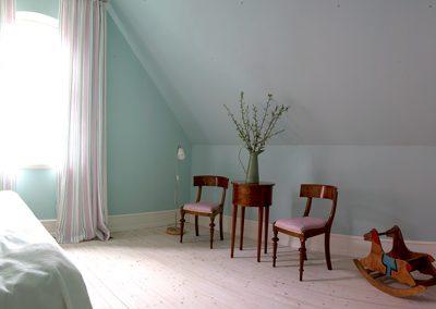 Das türkis Zimmer