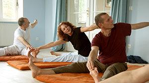 Yoga Pawanmuktasana