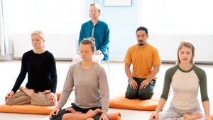 Yoga- und Meditationskurse in Hannover