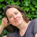 Yogalehrerin Claudia Munz