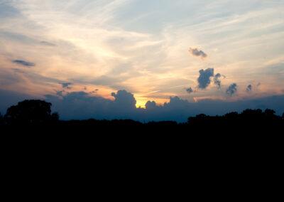 Der Himmel über Harbergen